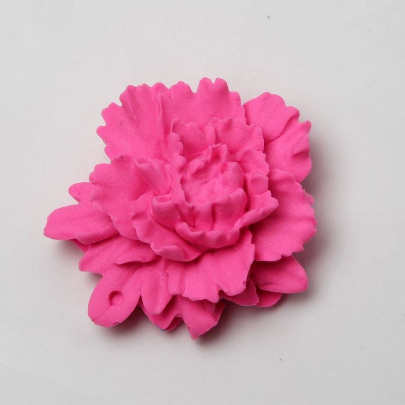โมล พิมพ์ซิลิโคน รูปดอกไม้ ไซส์เล็ก (พิมพ์ 2 มิติ)