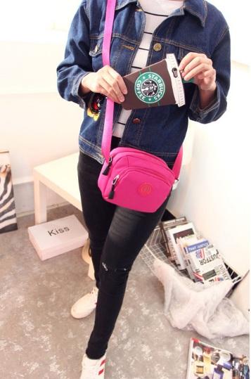 พรีออเดอร์!!! fashion กระเป๋าสะพาย รหัสสินค้า 1006