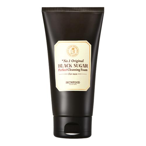 Skinfood Black Sugar Perfect Cleansing Foam For Men 150ml.