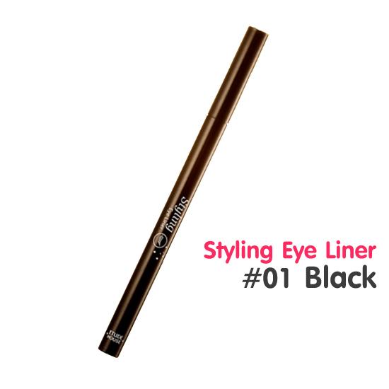 Etude House Styling Eye Liner #1 Black