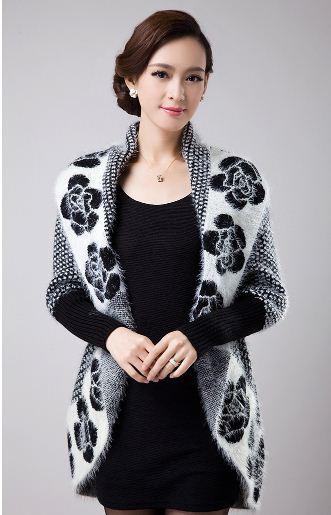 เสื้อกันหนาวสไตล์เกาหลี