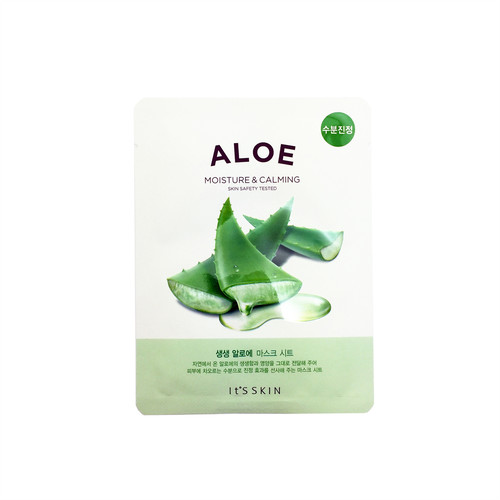 It's Skin The Fresh Mask Sheet Aloe 20 g.