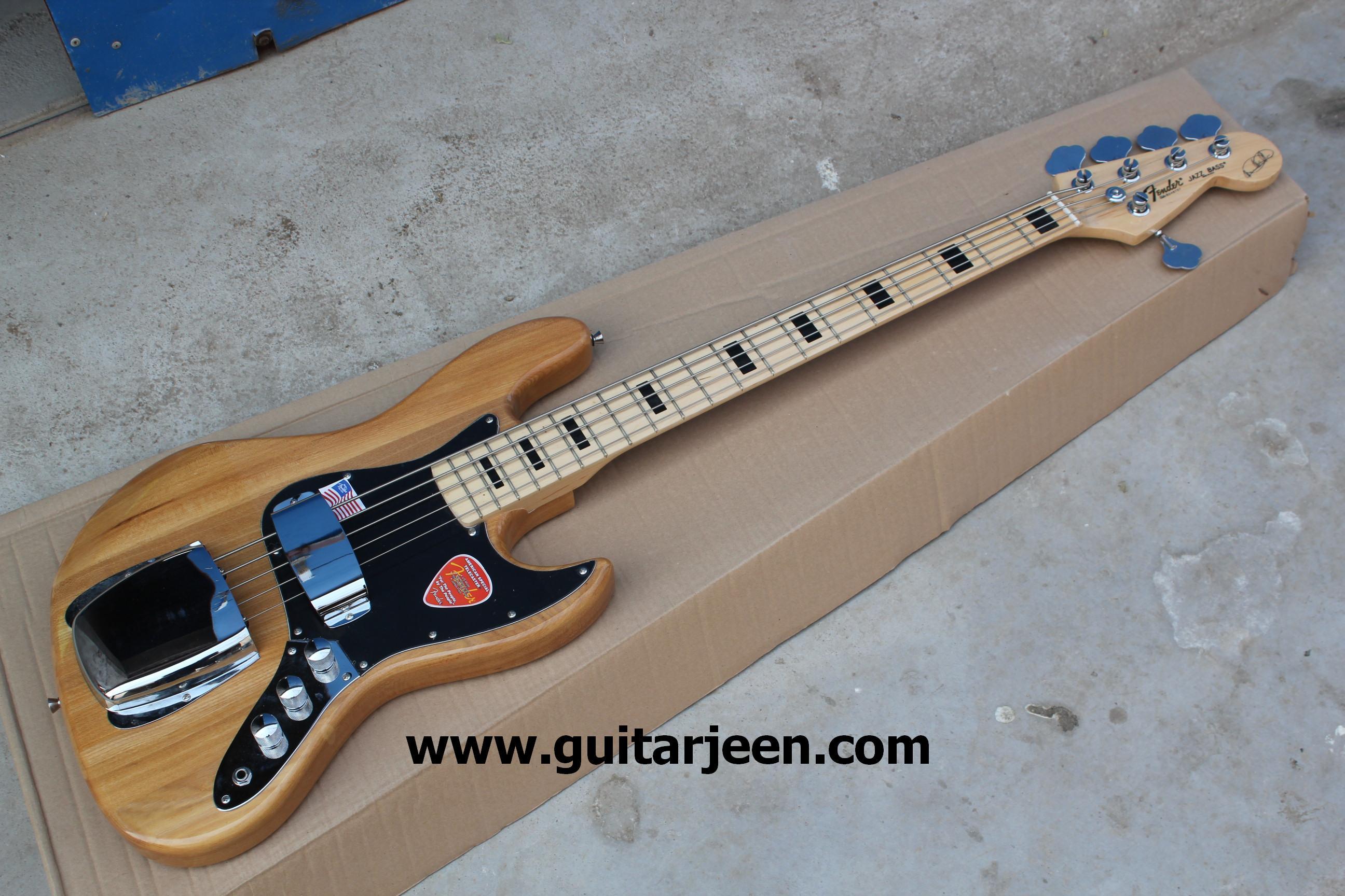 Fender Vintage '75 Jazz Bass 4-5 Strings (OEM) AAA