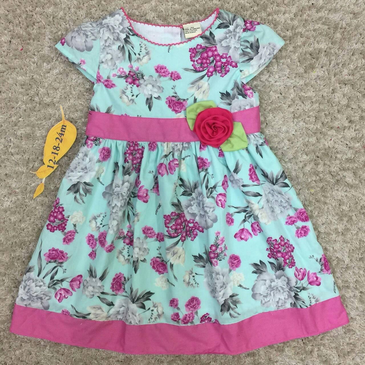 เสื้อผ้าเด็ก 1-2ปี size 12m-18m-24m