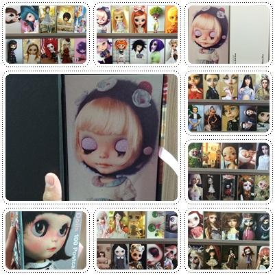 Art Dolls: 100 postcards