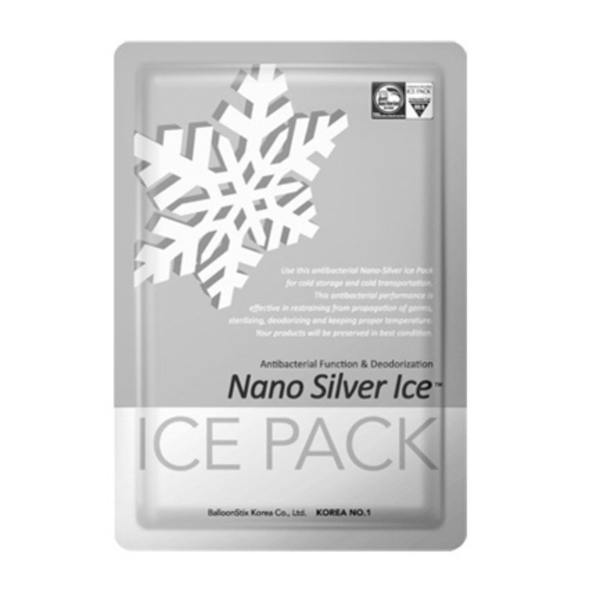 Ice Pack - Nano Silver Ice
