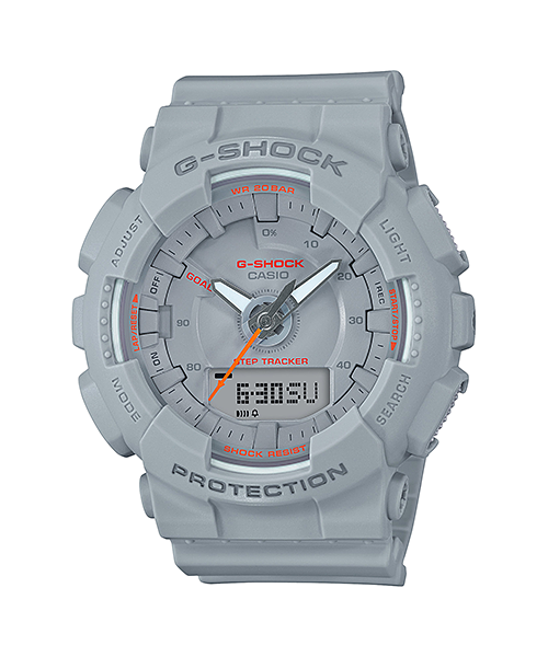 GShock G-Shockของแท้ ประกันศูนย์ G-SHOCK S Series GMA-S130VC-8A