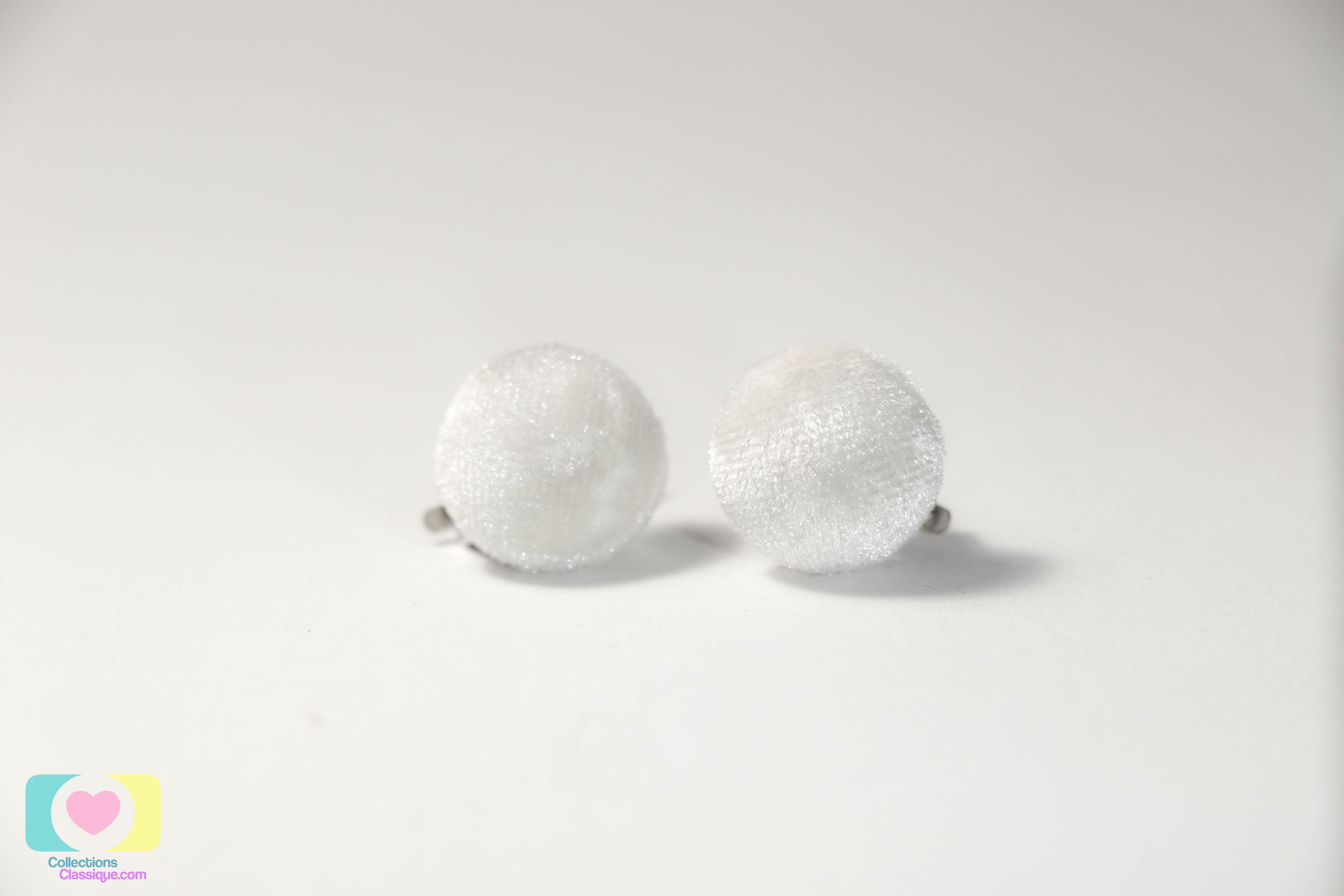 ต่างหูหนีบ Clip on Earrings CE79017
