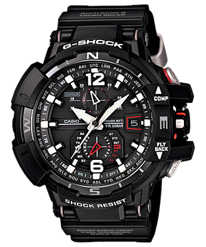 GShock G-Shockของแท้ ประกันศูนย์ GW-A1100-1A