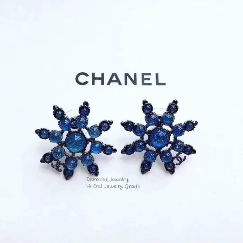 พร้อมส่ง Chanel Earring ต่างหูชาแนลงานชนช็อป