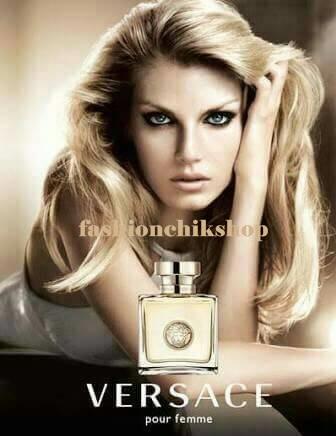 พร้อมส่ง สเปรย์น้ำหอม Versace Pour Femme EDP - 100 มล.