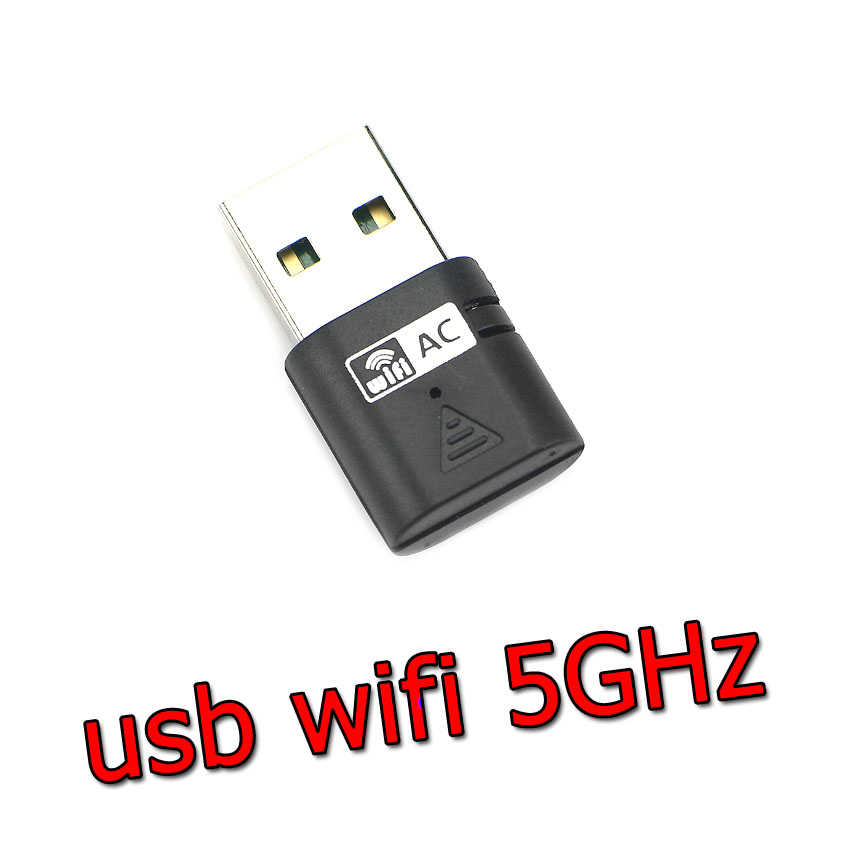 USB 5Ghz 433Mbps Wireless Wifi Network Adapter AC600 Dual Band