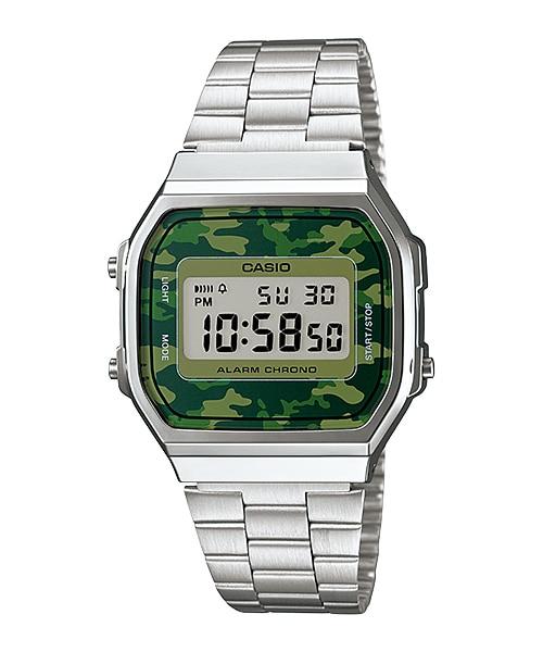 นาฬิกาข้อมือผู้หญิงCasioของแท้ A168WEC-3 CASIO นาฬิกา ราคาถูก ไม่เกิน สองพัน