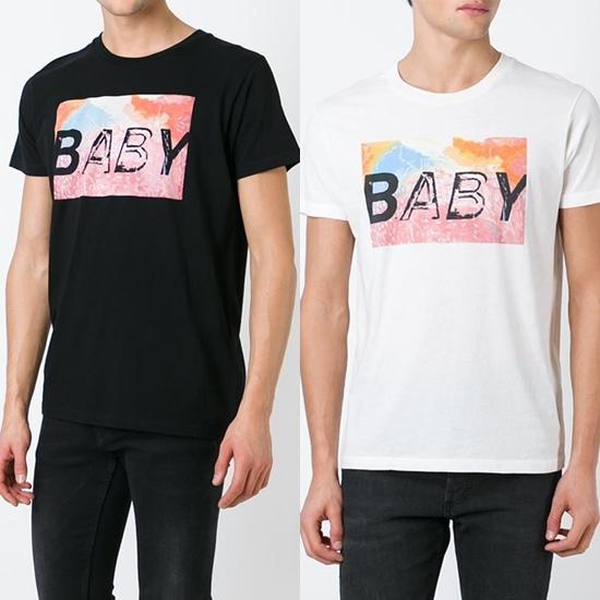 เสื้อยืดSaint Laurent Baby