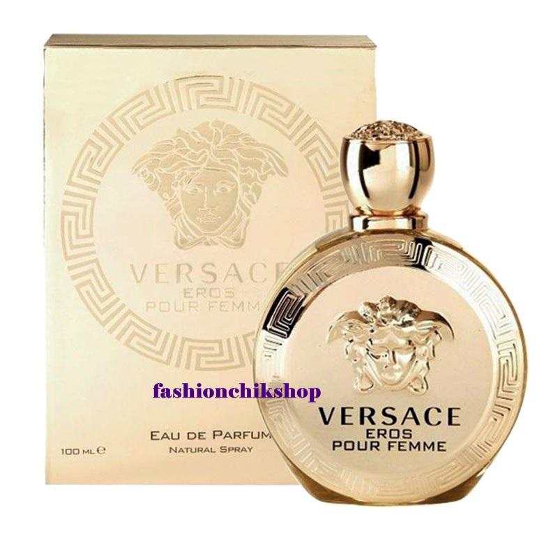 พร้อมส่ง Versace Eros Pour Femme 100 ml