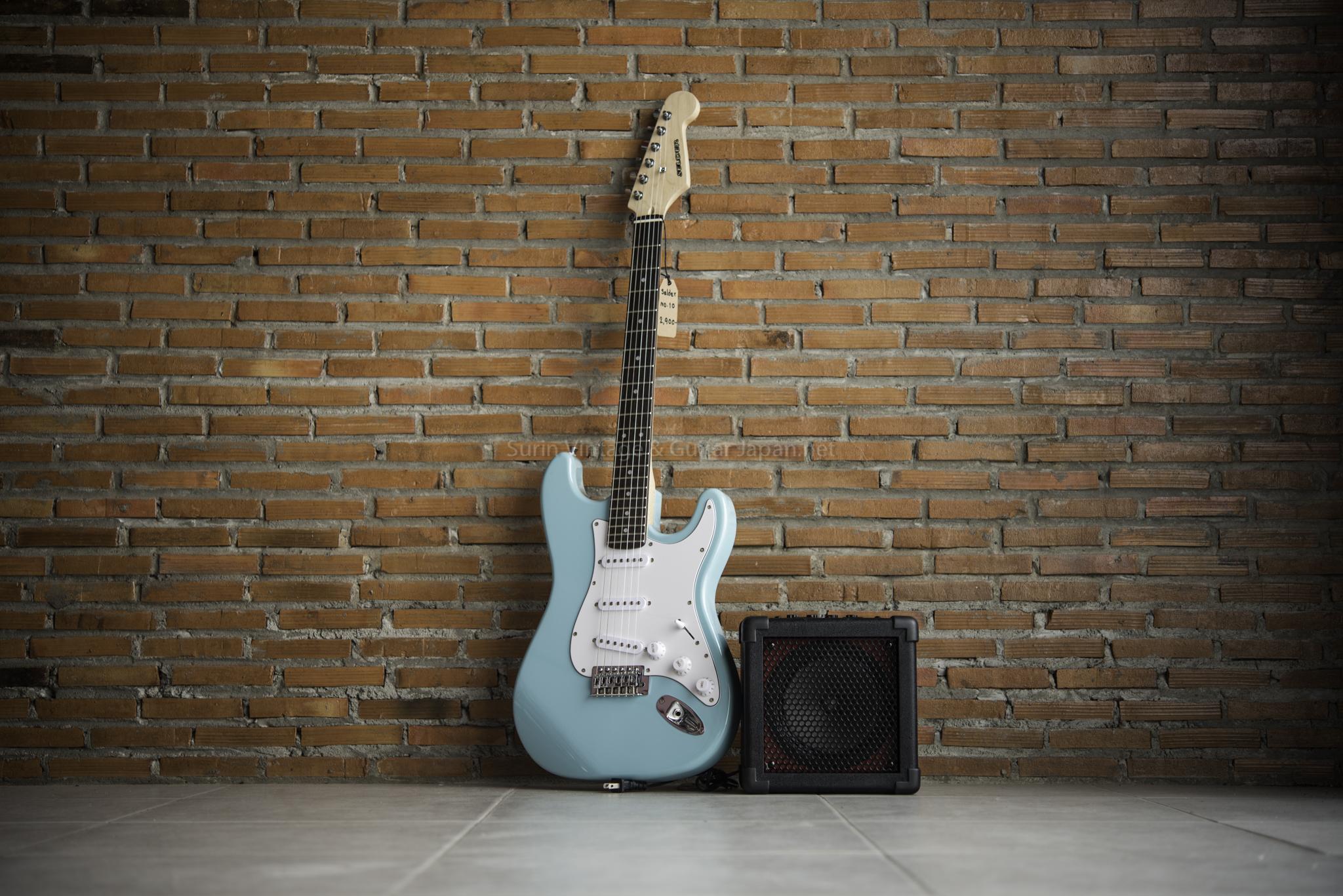 แอมป์กีต้าร์ไฟฟ้ามือสอง PlayTech Jammer JR No.3 Guitar Amp