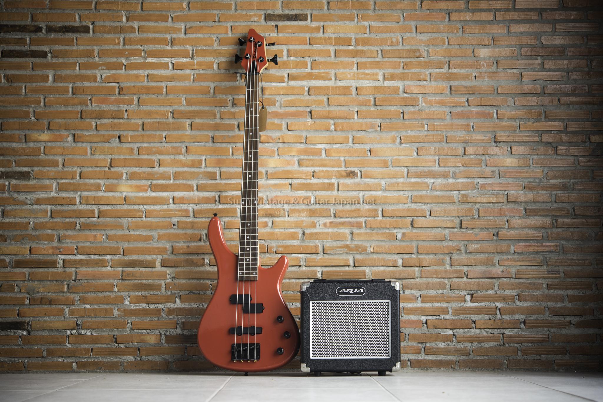 แอมป์เบสไฟฟ้ามือสอง ARIA AB-10 No.5 Bass Amp
