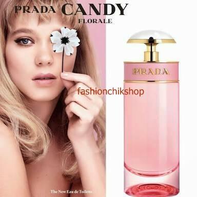 พร้อมส่ง้ำหอม Prada Candy Florale EDT 80 ML