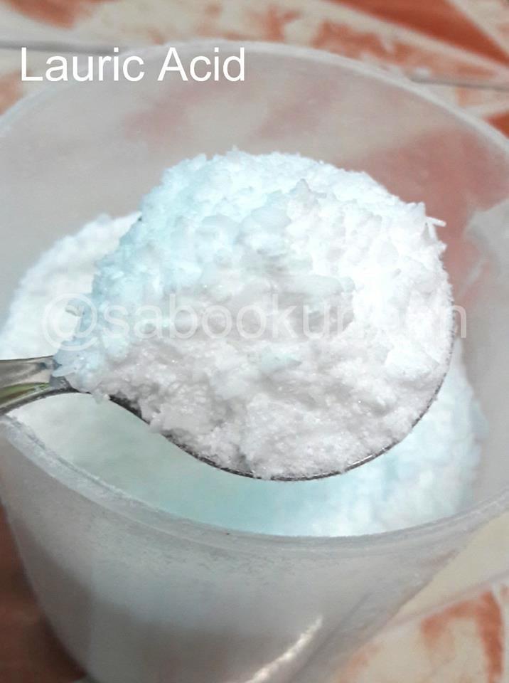 Lauric Acid 1kg.