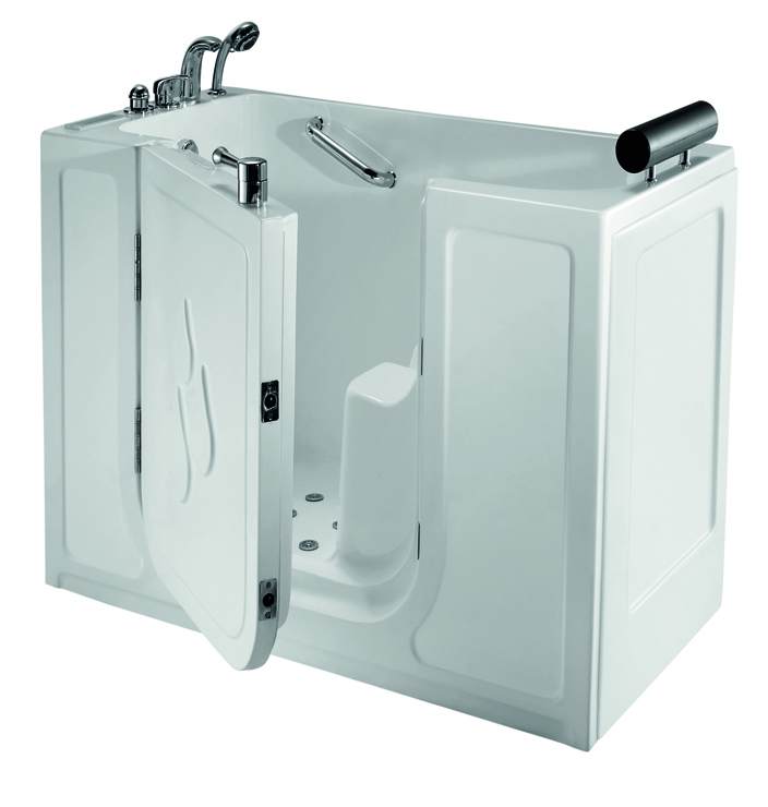 อ่างนั่งอาบแบบแฮนดิแคป/วีวแชร์ handicapped bathtub