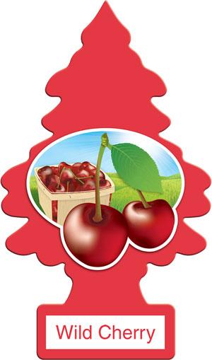 กลิ่น Wild Cherry สดชื่นกับกลิ่นเชอรี่ป่า ซ่อนเปรี้ยว