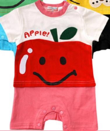 บอดี้สูท แอปเปิ้ล