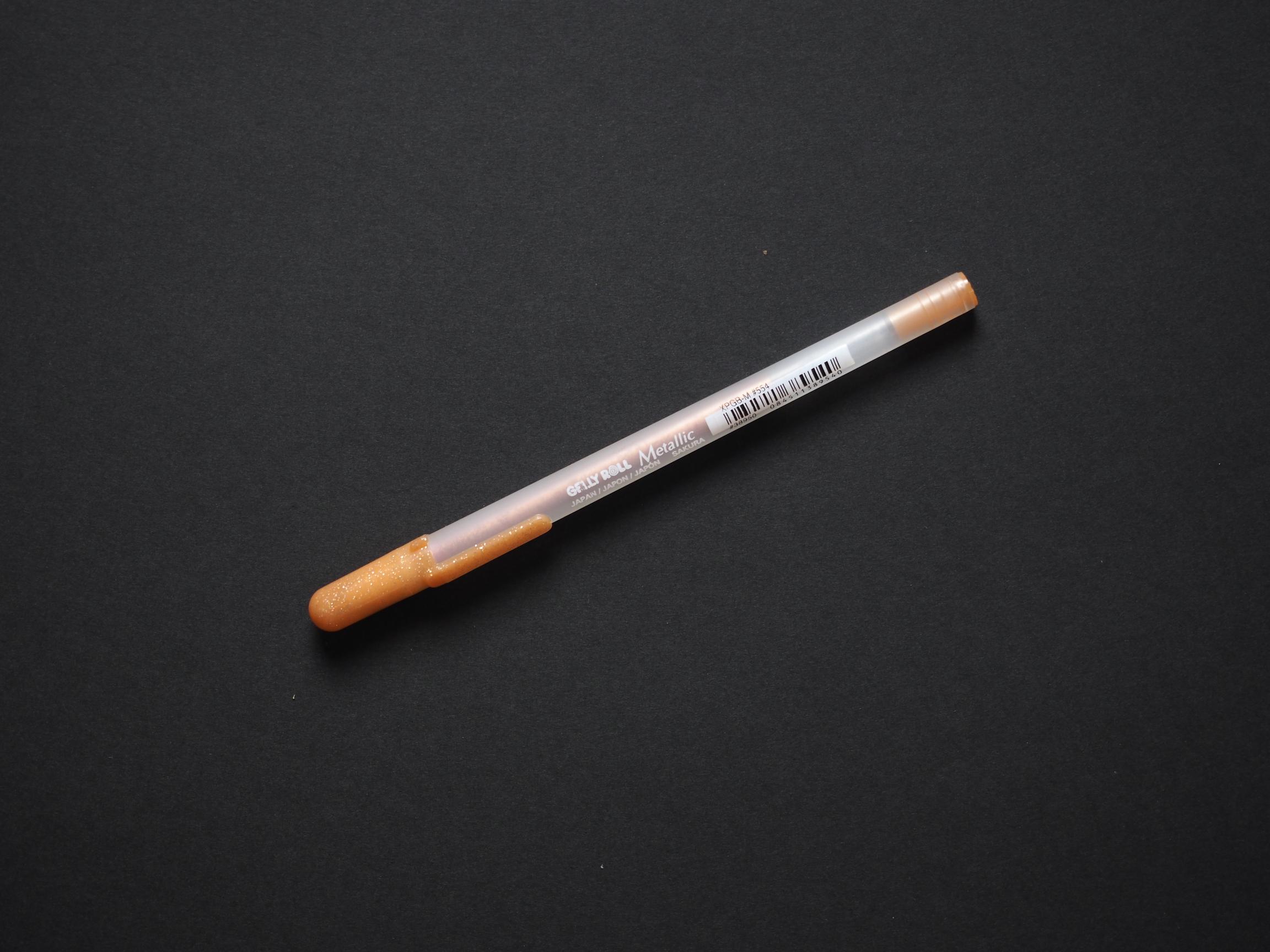 ปากกา SAKURA Gelly Roll Metallic - XPGB-M#554