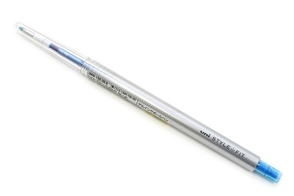 ปากกา Uni Style Fit - Pen 0.38mm LightBlue