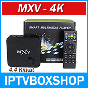 MXV - Android box UltraHD 4K 1G/8G + IPTV 1เดือน ฟรี!!!!