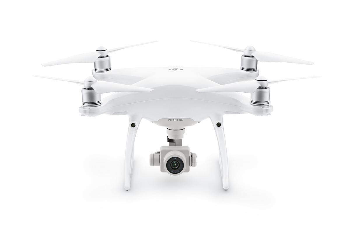 DJI Phantom 4 Pro Drone โดรนติดกล้อง โดรนบังคับวิทยุ
