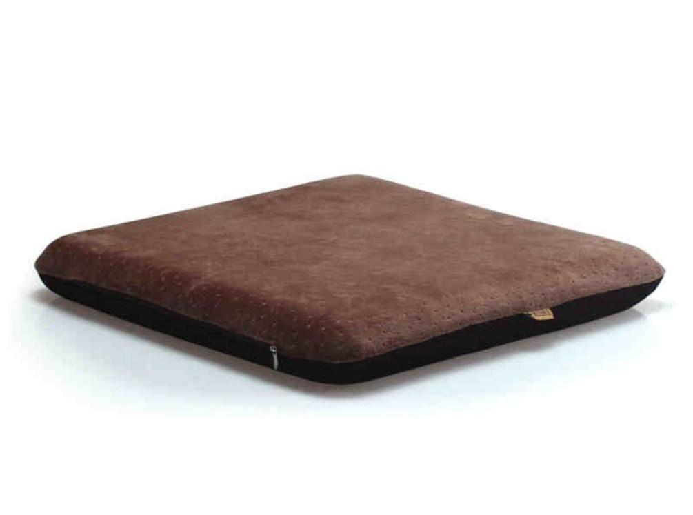 เบาะรองนั่ง เพื่อสุขภาพ (CU-006) พร้อมส่ง หมอนรองนั่ง เมมโมรี่โฟม ทรงเหลี่ยม ขนาดใหญ่ (Large Size Square Memory Foam Cushion)