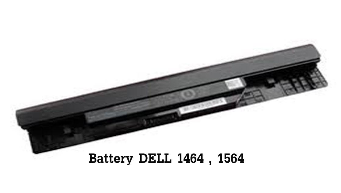 Battery DELL Inspiron 1464 / 1564 ของแท้ ประกันศูนย์ DELL ราคา ไม่แพง
