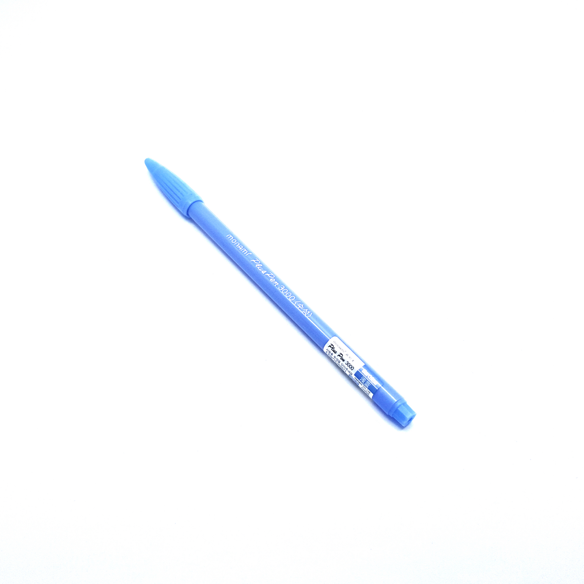 ปากกาสี Monami PlusPen 3000 - No.55 Blue Celeste