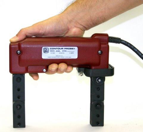 ชุดทดสอบแบบไม่ทำลาย(NDT) Magnetic Particle Tester พร้อม AC Yoke Transducer Probe Model Parker B-100