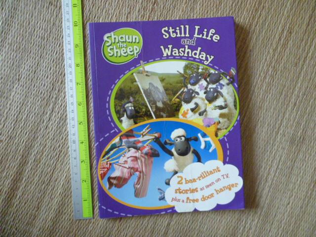 Shaun the Sheep: Still Life and Washday (Paperback)