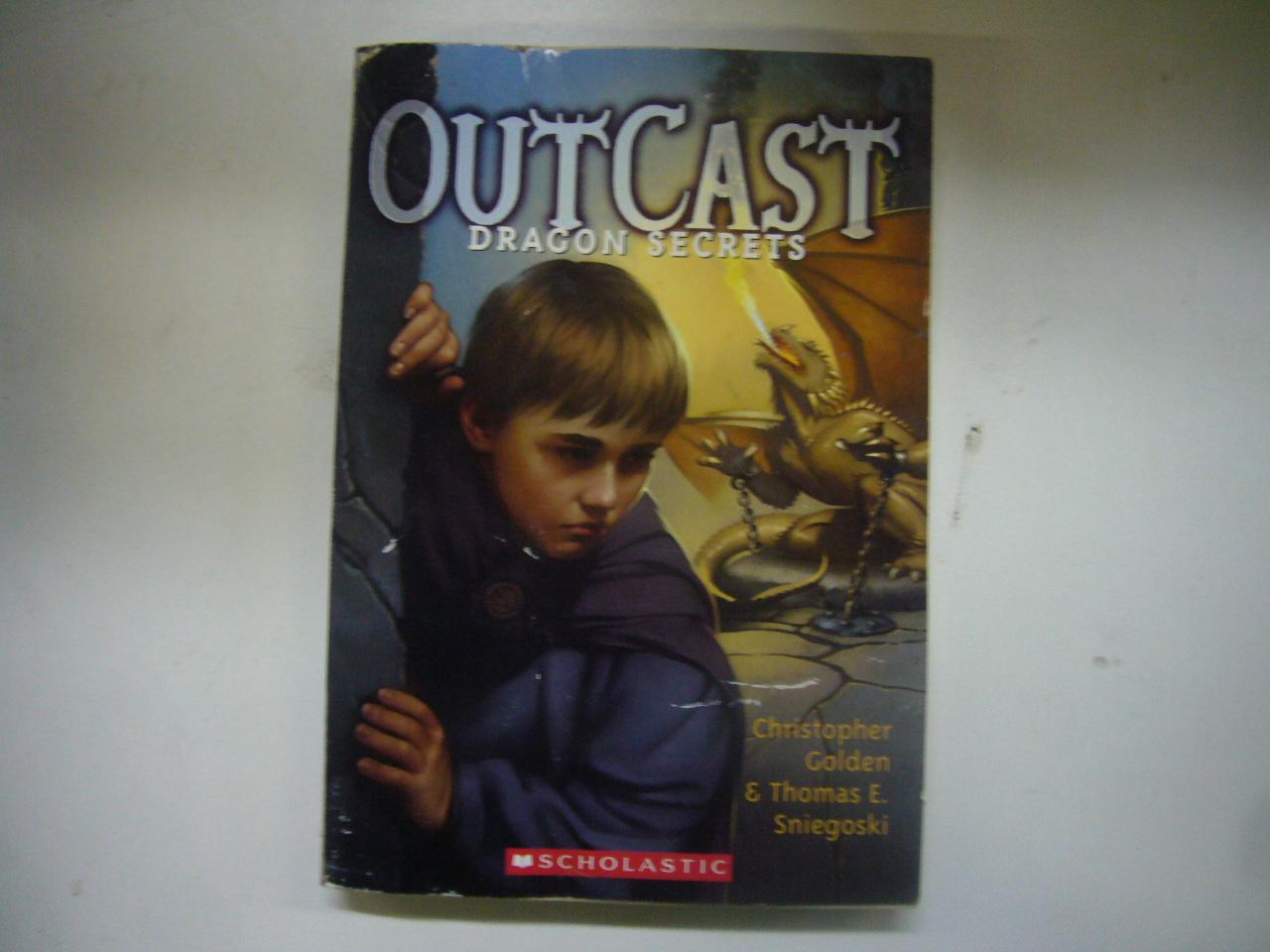 Outcast Book 2: Dragon Secret