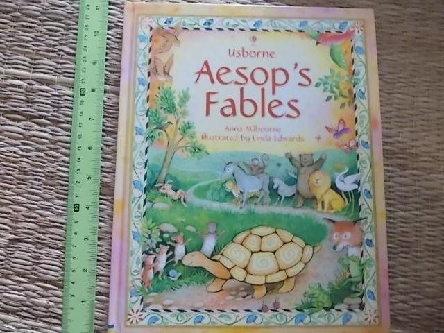 Usborne AESOP's FABLES