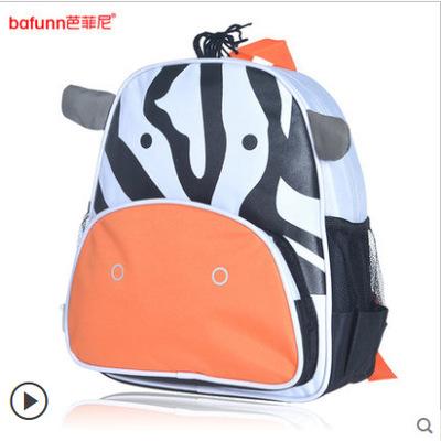 กระเป๋าเป้ zoo pack ยี่ห้อ bafunn ลายม้าลาย