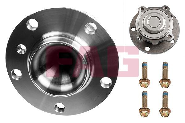 ลูกปืนดุมล้อหลัง R60, R61 / Rear Wheel Bearing, 33409813210