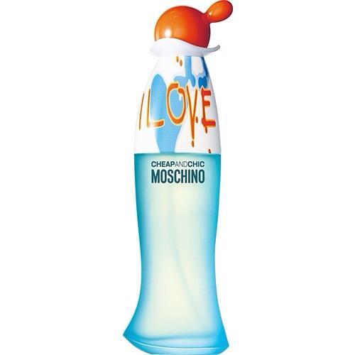 น้ำหอม MOSCHINO CHEAP CHIC I LOVE LOVE EDT 100ml. Nobox.