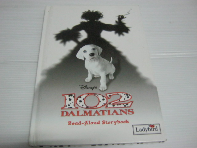102 Dalmatians Read-Aloud Storybook