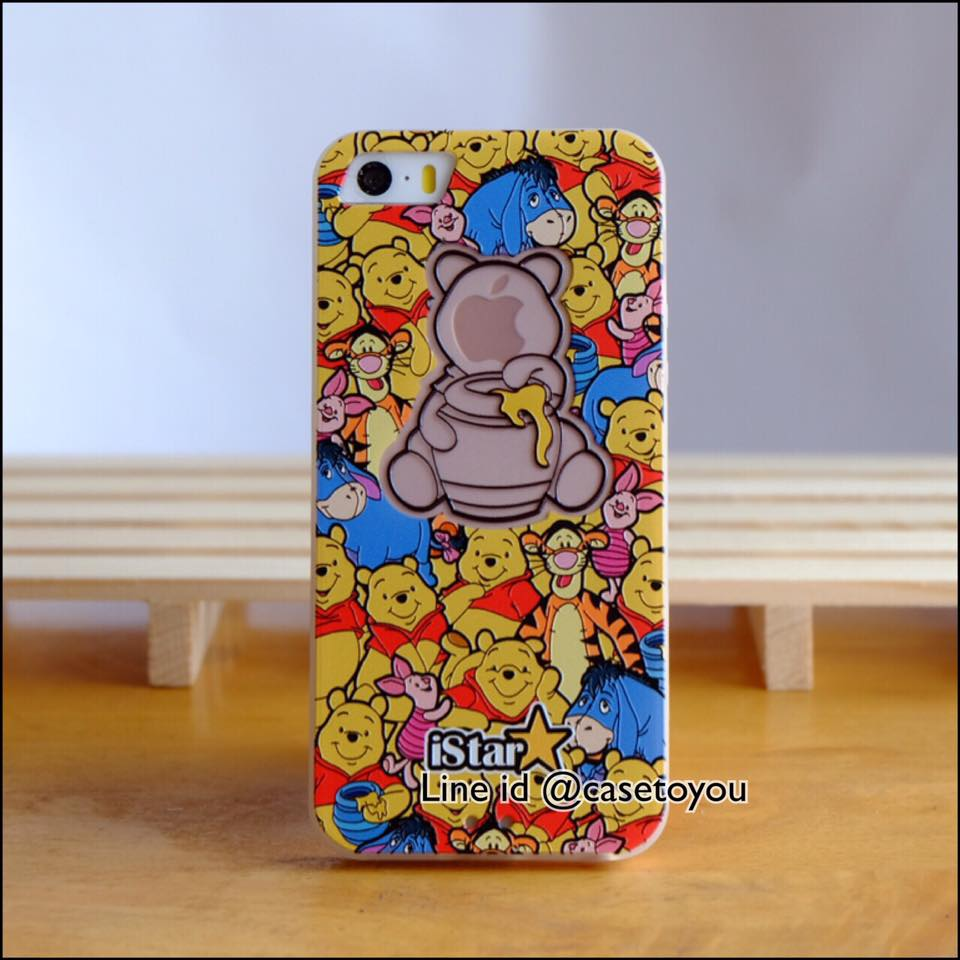iStar Pooh case สำหรับ iPhone 6/6S