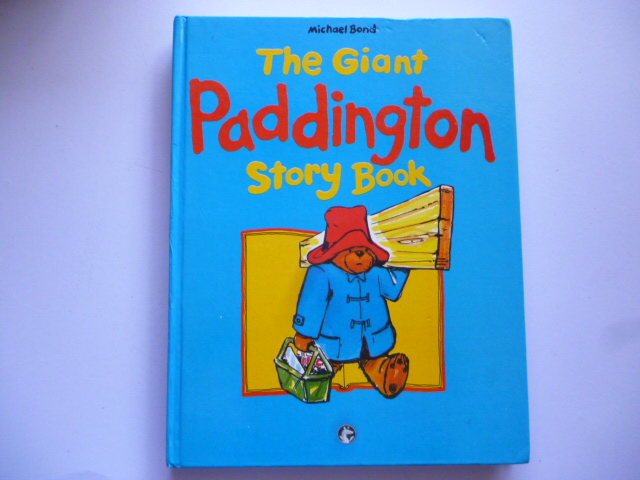 The Giant PADDINGTON Story Book