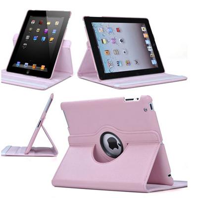 EPODA Case for iPad Air 1/2ปรับหมุน 360 องศา (Pink)