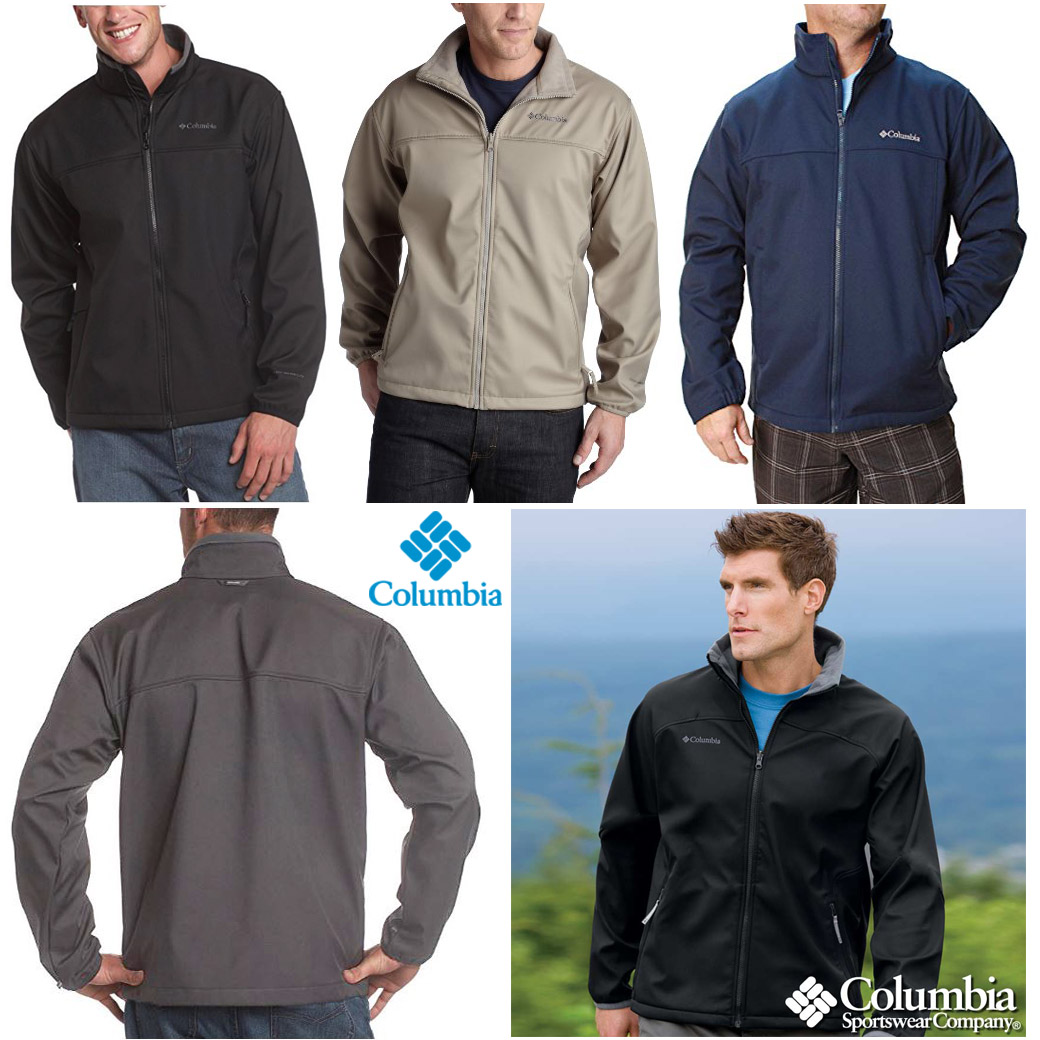 Columbia Men's Zap Fleece Softshell Jacket