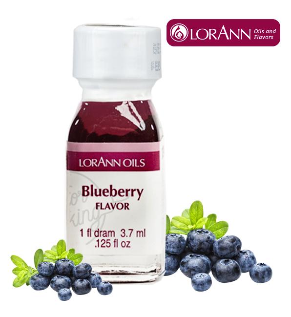 LorAnn Blueberry Flavor 3.7 ml.