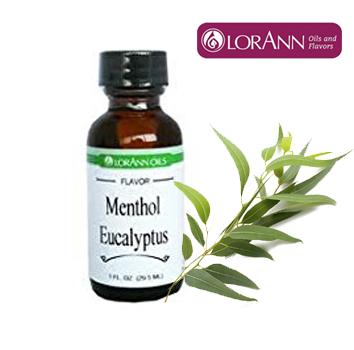 LorAnn Menthol Eucalyptus super strength flavor 1 oz.