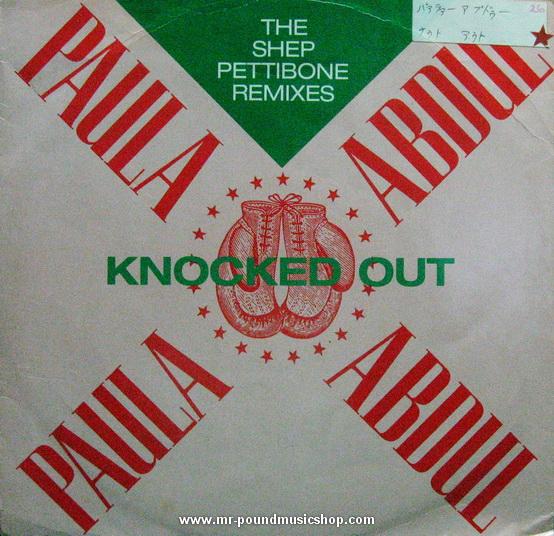 Paula Abdul - Knocked Out (The Shep Pettibone Remixes)