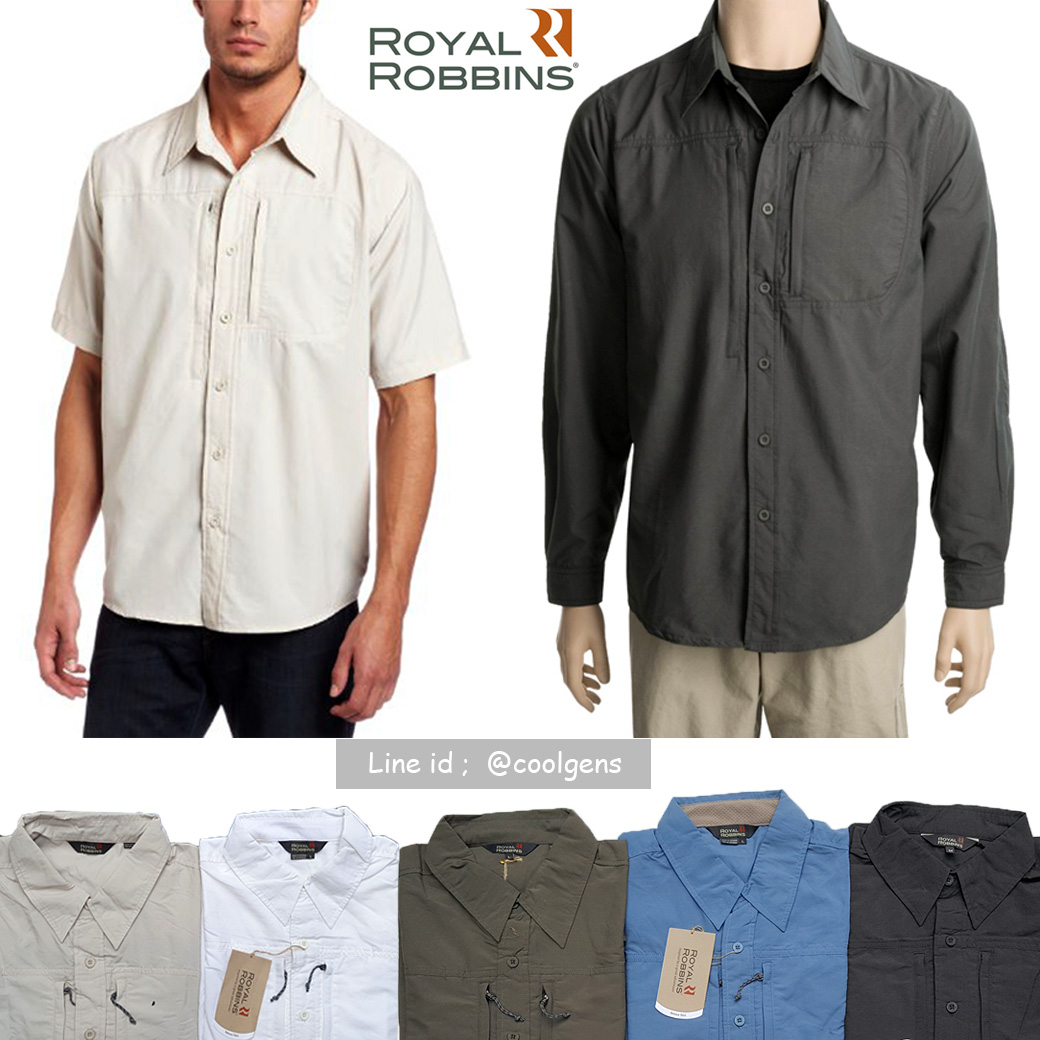 Royal Robbins Men's Dri Release Shirt