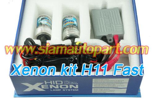 ไฟ xenon kit H11 Fast start Ballast A6